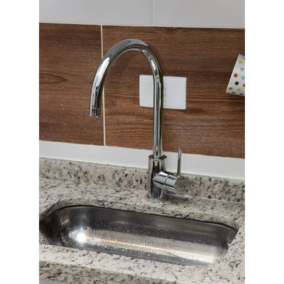 Misturador-Monocomando-para-Cozinha-2222-E76-Linha-Seattle-Eternit