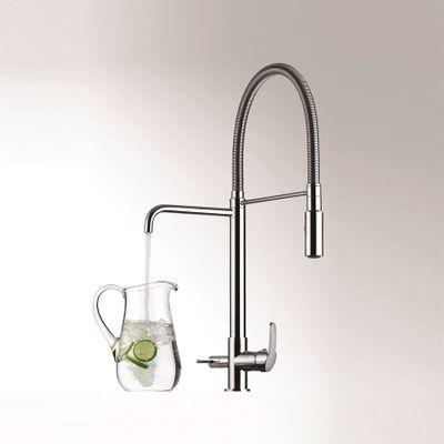 Misturador-Monocomando-para-Cozinha-de-Mesa-com-saida-para-Agua-Filtrada--LorenKitchen-2264-C76-Lorenzetti